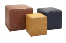 Clark Ottomans - Set of 3