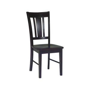 JOHN THOMAS FURNITURESan Remo Chair in Rich Mocha