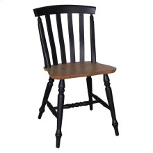 Slat Back Side Chair