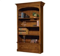Urban Executive Bookcase Center Product Image