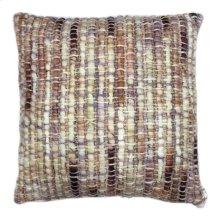 Sasha Feather Cushion Pink 20x20