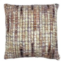 Sasha Feather Cushion Pink 20x20