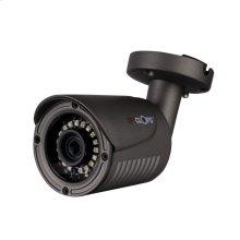 Mini Bullet Camera Wide View 2-in-1 720P - Grey