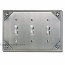 Craftsman Triple Toggle Switch Plate