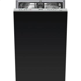"18"" Fully integrated Dishwasher"