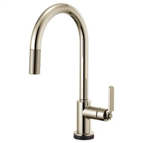 Smarttouch® Pull-down Faucet With Arc Spout and Industrial Handle