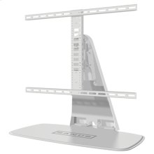 """White Swivel TV Base for 32""""-60"""" TVs Designed to be Sonos PLAYBASE Compatible"""