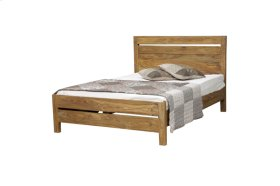 King Rosewood Urban Bed