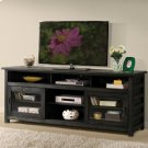 Perspectives - 74-inch TV Console - Ebonized Acacia Finish Product Image
