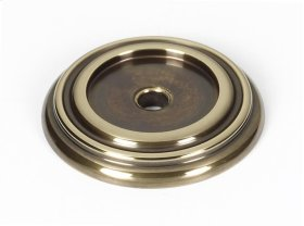 Charlie's Collection Backplate A616-14 - Polished Antique