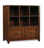 Utility Bookcase Pedestal Product Image