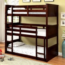 Therese Triple Twin Decker Bed