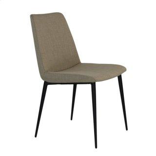 Charlie Side Chair Beige
