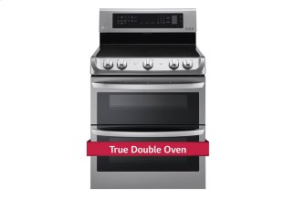7.3 Cu. Ft. Electric True Double Oven Range With Probake Convection and Easyclean®