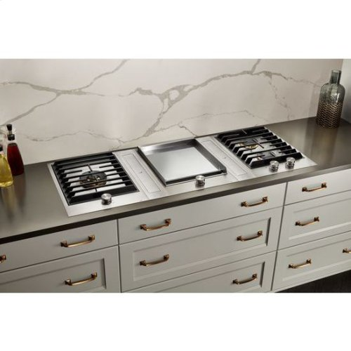 "15"" Single-Burner Gas Cooktop with Wok Ring"