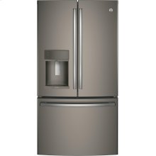 GE Profile™ Series ENERGY STAR® 22.2 Cu. Ft. Counter-Depth French-Door Refrigerator with Hands-Free AutoFill***FLOOR MODEL CLOSEOUT PRICING***