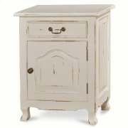 Provincial Nightstand Cabinet Product Image
