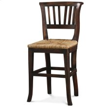 Manchester Counter Stool w/ Rush Seat