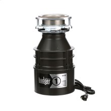 Badger 1 Garbage Disposal with Cord, 1/3 HP
