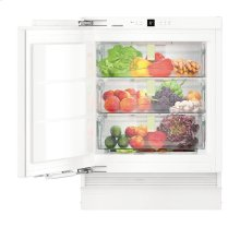 """24"""" Under-worktop, full-space BioFresh refrigerator for integrated use"""