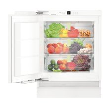 "24"" Under-worktop, full-space BioFresh refrigerator for integrated use"