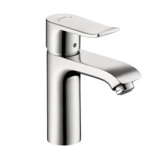 Chrome Single-Hole Faucet 110 with Pop-Up Drain, 1.2 GPM
