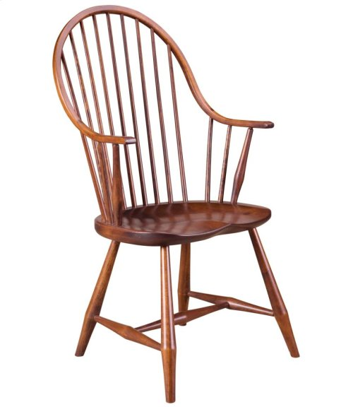 Long Island Windsor Arm Chair