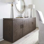 Lyon Brown B MODERN Astor Sideboard Product Image