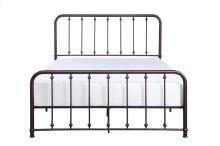 Queen Metal Platform Bed