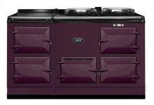 Aubergine 4-Oven AGA Cooker (gas) Cast-iron range cooker
