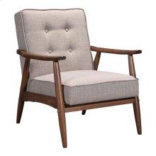 Rocky Arm Chair Putty