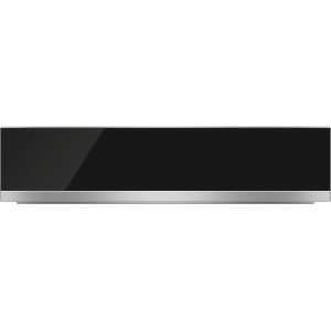 Miele24 inch handleless warming drawer with the low temperature cooking function - much more than a warming drawer.