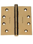 """4.0"""" X 4.0"""" Five Knuckle Hinge, Pair Product Image"""
