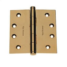 "3.0"" X 2.5"" Five Knuckle Hinge, Pair"