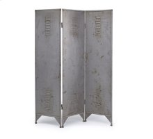 Room Divider/ Screen - Gunmetal Finish