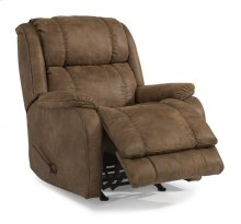 Marcus Fabric Swivel Gliding Recliner
