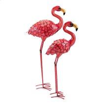 Flamingos - Set of 2