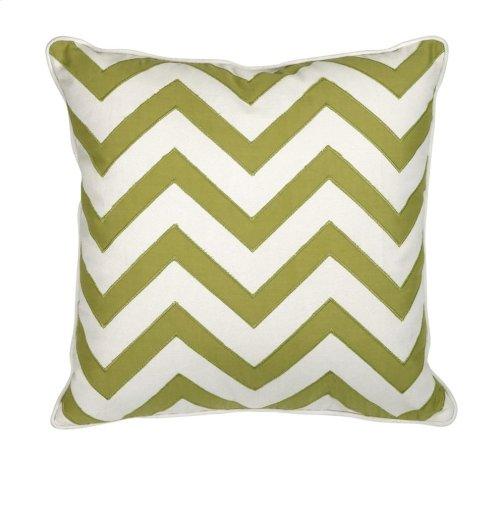 Essentials Green Apple Pillow