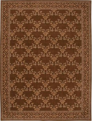 Hard To Find Sizes Ashton House A01f Mink Rectangle Rug 9' X 12'