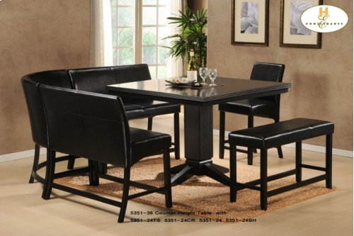 Corner Table Set and Bench