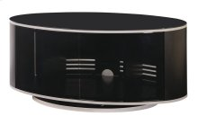 TV Console High Gloss Black