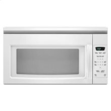 1.5 cu. ft. Over-the-Range Microwave with Hidden Vent - white