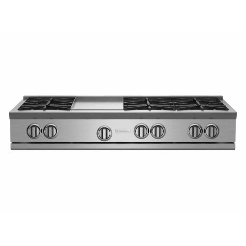 "48"" RNB Rangetop with 12"" Griddle"