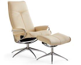 Stressless City chair high back w/high base