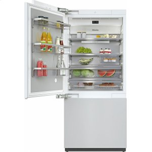 MieleKF 2911 Vi MasterCool fridge-freezer For high-end design and technology on a large scale.