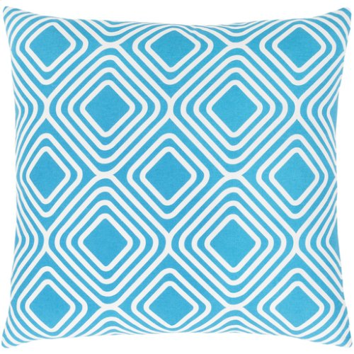 "Miranda MRA-010 20"" x 20"" Pillow Shell with Polyester Insert"