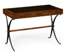 Hammered Iron Writing Table