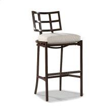 Redington Bar Height Armless Side Chair