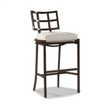 Redington Bar Height Armless Side Chair