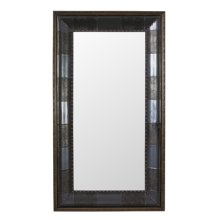 Expedition Charcoal Leaning Floor Mirror